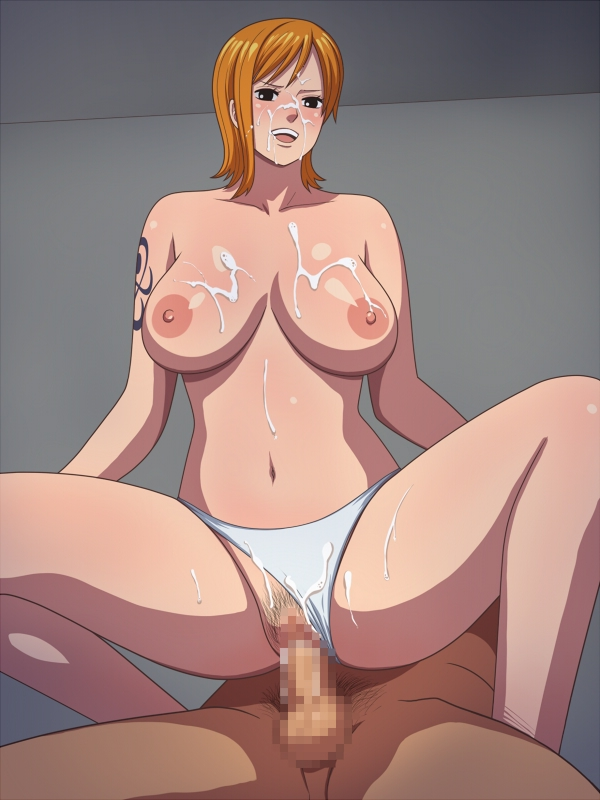 Toon sex pic ##00013083807 female black eyess blush bottomless breasts censored cum cum on body cum on breasts cum on lower body cum on upper body cumdrip facial cowgirl position hako yashiki huge breasts nami nipples no bra one piece orange hair panties panties aside penis pubic hair pussy reverse cowgirl reverse cowgirl position sex short hair solo spread legs squatting straddle tattoo testicles topless underwear vaginal penetration vaginal penetration white panties