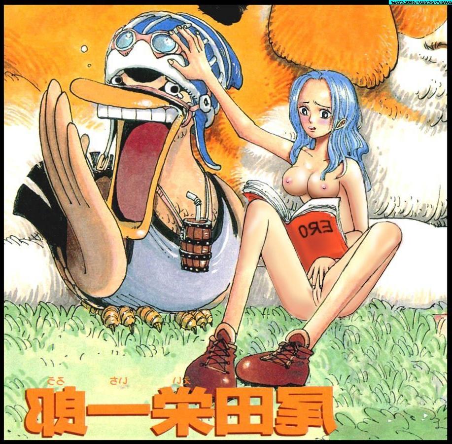Toon sex pic ##00013065594 blue hair blush breasts carue duck masturbation nefertari vivi nude one piece photoshop pussy