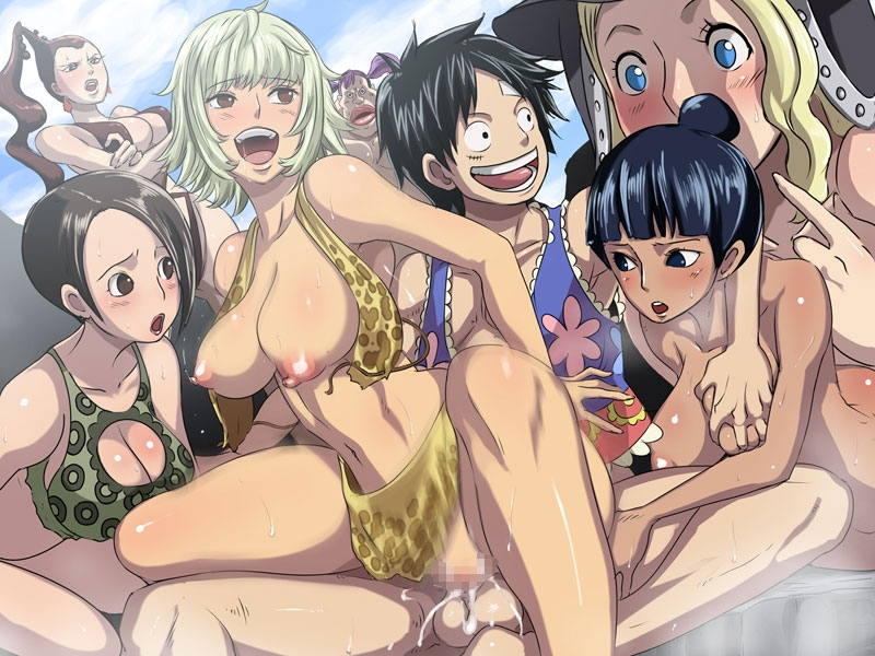 Toon sex pic ##00013014913 6girls angry aphelandra bikini black hair blue eyess blue hair blush breast grab breasts brown eyess brown hair censored cleavage cleavage cutout crossed arms cum cum inside dark skin eroquis giantess green hair group sex harem kikyou (one piece) large breasts leopard print lolita channel long hair marguerite monkey d luffy mosaic mosaic censoring motion blur multiple girls nipples one piece open mouth pimp ponytail purple hair ran (one piece) rindou (one piece) sex short hair sweat sweet pea swimsuit vaginal penetration vaginal penetration