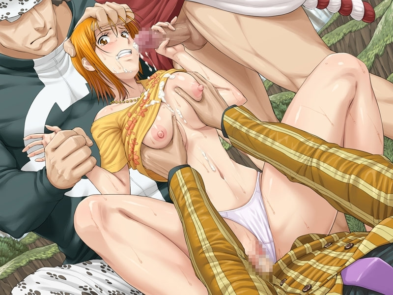 Toon sex pic ##00013013657 female 3boys arm grab bartholomew kuma borsalino (kizaru) breast grab breasts brown eyess censored clenched teeth cum cum in mouth cum on body cum on breasts cum on upper body facial gangbang groping group sex hand on head handjob kizaru lolita channel mosaic mosaic censoring multiple boys nami nigou one piece orange hair panties panties aside penis rape sentoumaru sex short hair underwear vaginal penetration vaginal penetration wrist grab