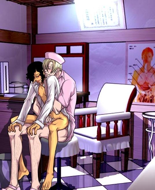 Toon sex pic ##000130242218 male one piece sanji usopp yaoi