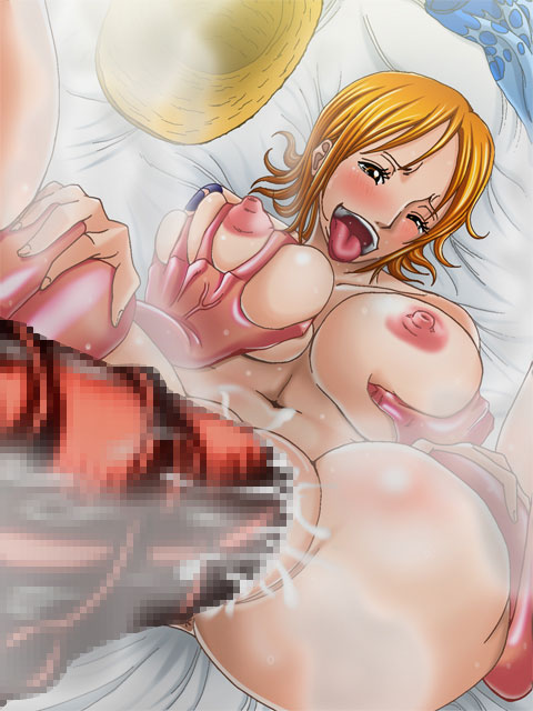 Toon sex pic ##000130407133 monkey d. luffy nami one piece tagme