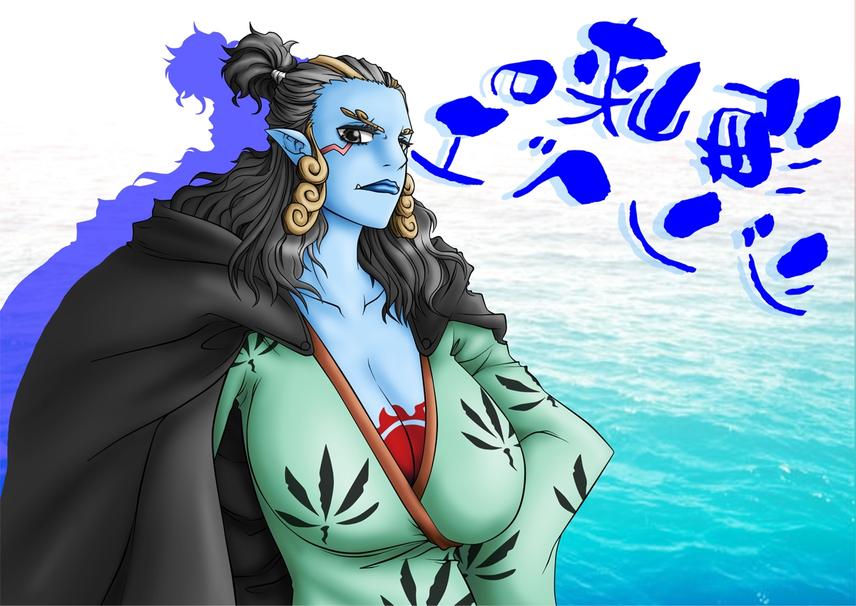 Toon sex pic ##0001301199899 jinbei one piece rule 63 tagme