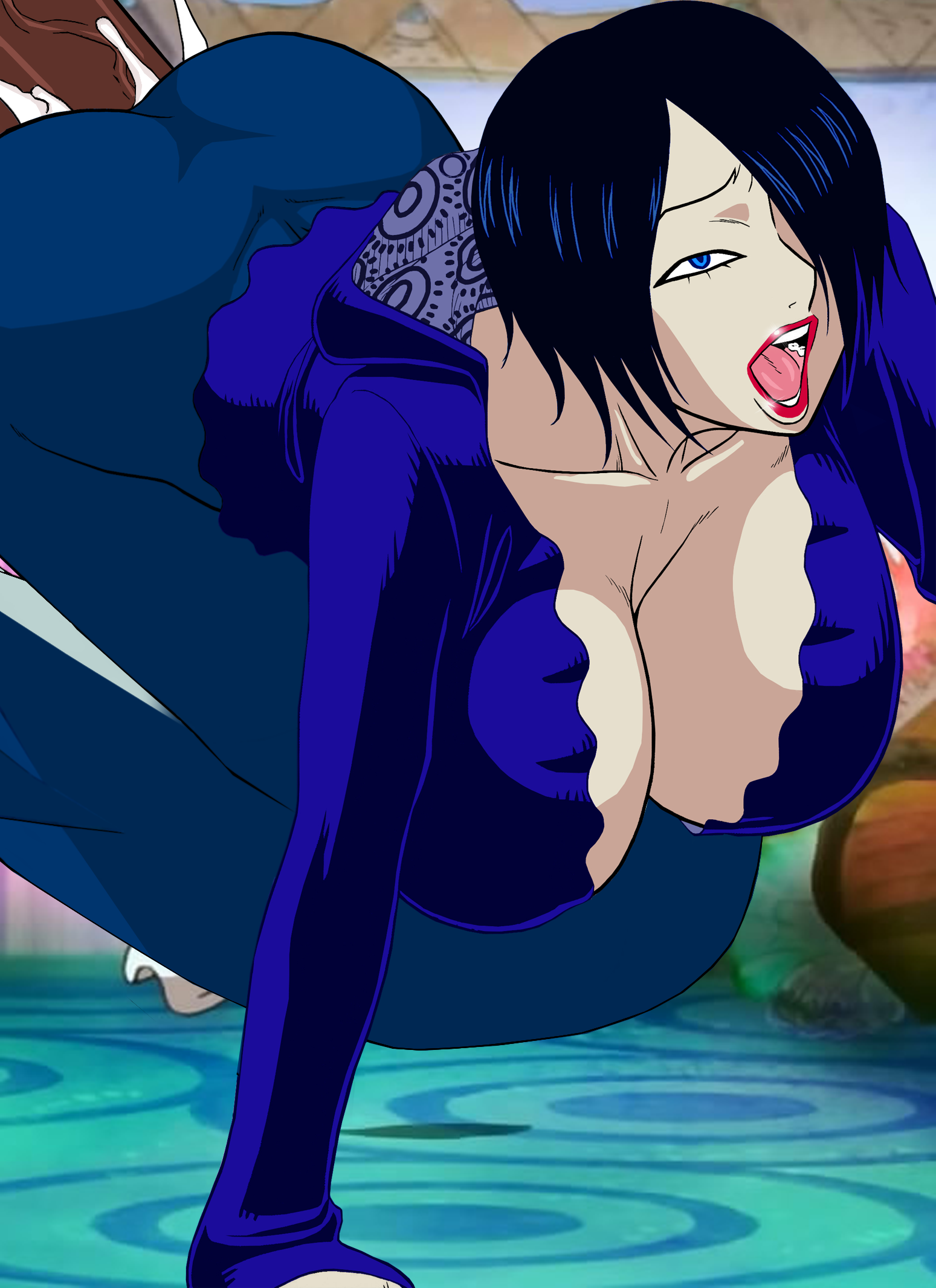 Toon sex pic ##0001301311934 madame shyarly one piece tagme