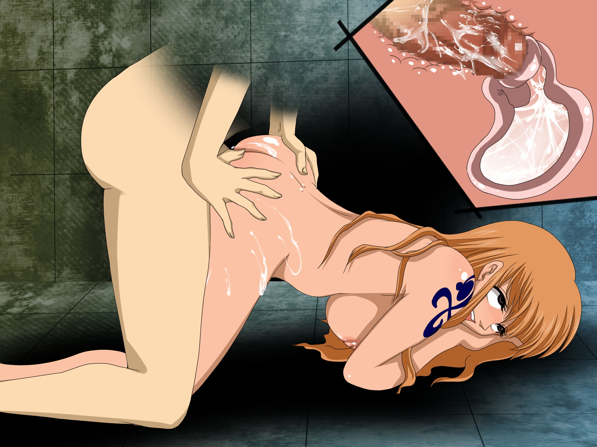 Toon sex pic ##000130878861 censored nami one piece tagme x-ray
