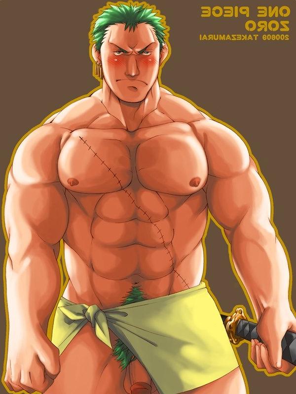 Toon sex pic ##000130684260 male one piece roronoa zoro solo solo male takezamurai yaoi