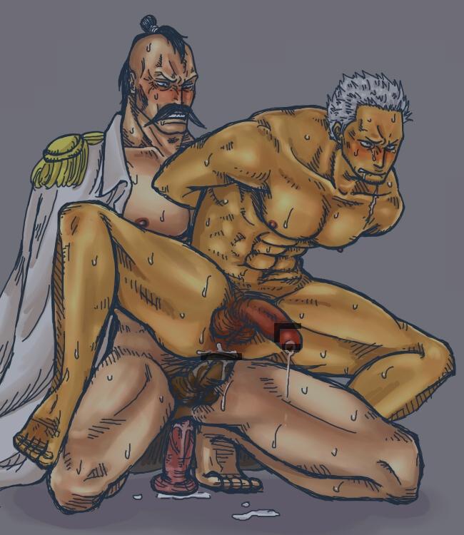 Toon sex pic ##000130526572 male momonga one piece smoker yaoi
