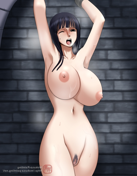 Toon sex pic ##000130498546 armpit arms up blush breasts brown eyes closed eyes dark-blue hair darkblue hair eyess closed imminent rape mokusa nico robin nipples nude one piece open mouth pubic hair pussy saliva slave standing wince
