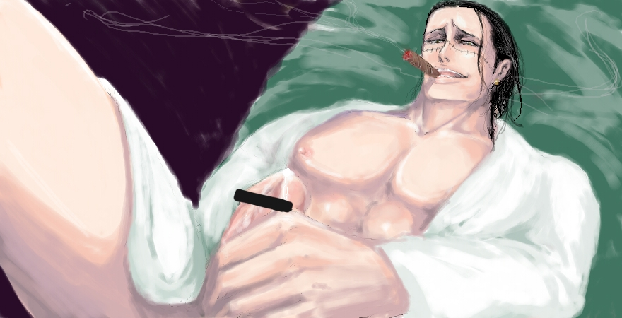 Toon sex pic ##000130489935 one piece sir crocodile tagme yaoi