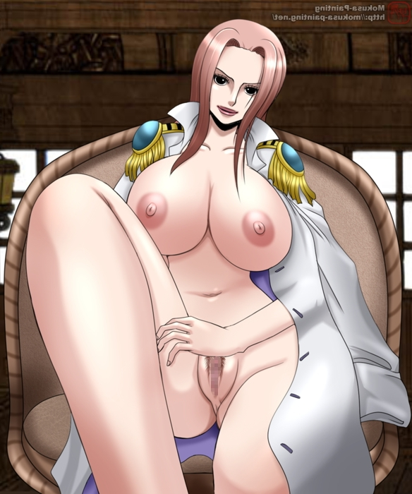 Toon sex pic ##000130444942 anus ass breasts brown eyess coat hina hina (one piece) leg lift lipstick mokusa naked nipples nude one piece pink hair pubic hair pussy