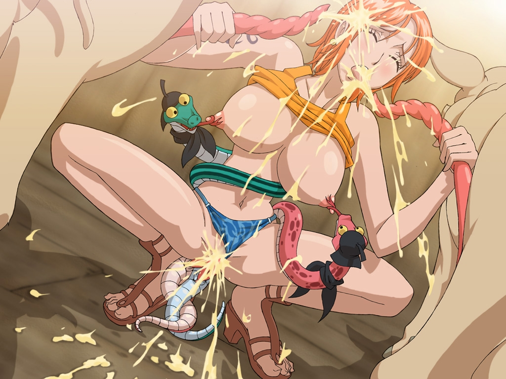 Toon sex pic ##000130415053 censored nami one piece zooerastia zoophilia