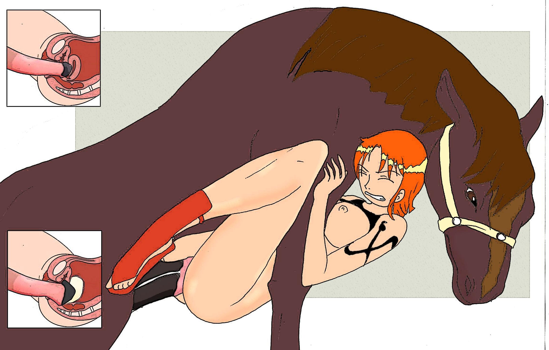 Toon sex pic ##000130411632 zoofilia nami one piece zoofilia