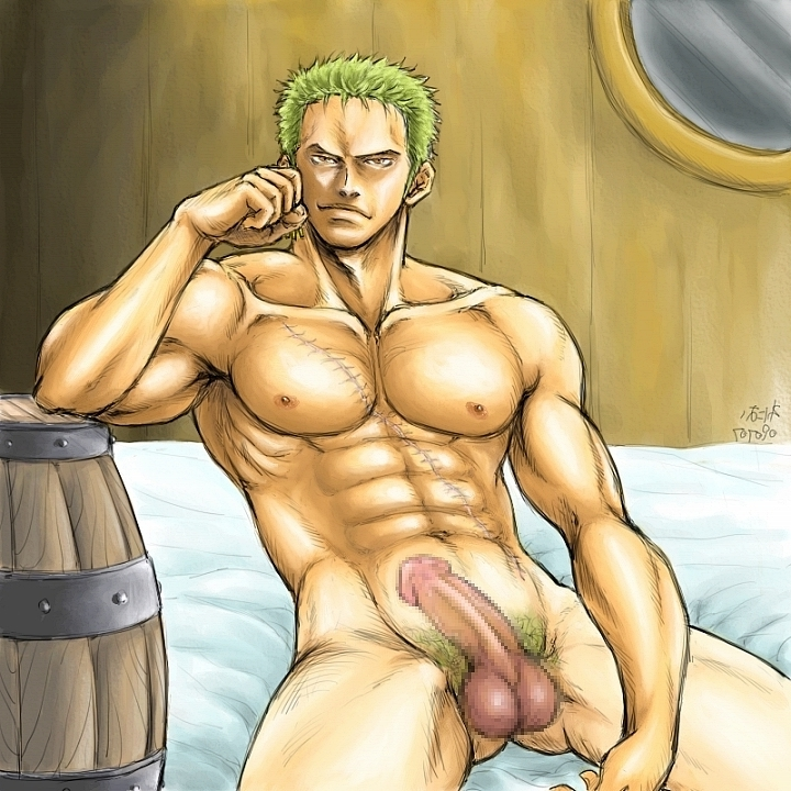 Toon sex pic ##000130408052 male one piece roronoa zoro yaoi