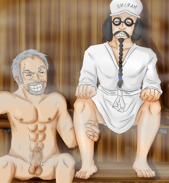 Toon sex pic ##000130356169 garp navo one piece sengoku tagme