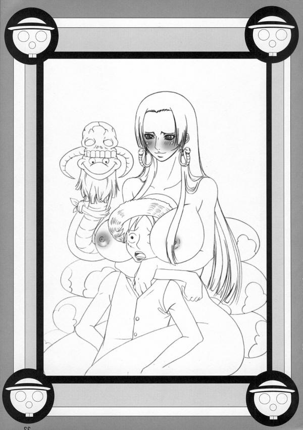 Toon sex pic ##000130348416 boa hancock monkey d. luffy one piece tagme