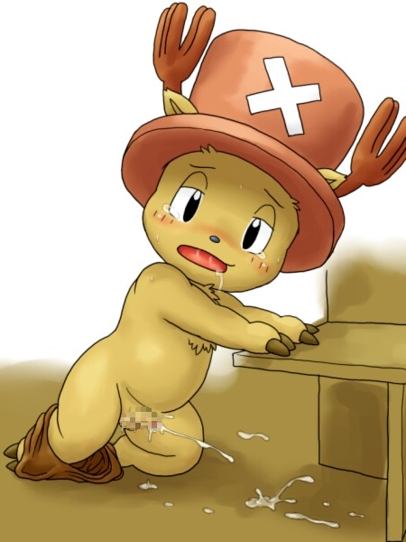 Toon sex pic ##000130345845 chopper one piece tagme