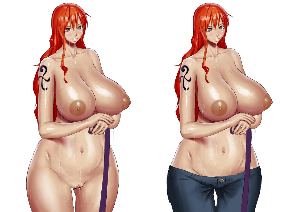 Toon sex pic ##000130672649 censored fat nami one piece yamakawaya