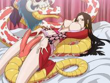 Toon sex pic ##000130101806 zoofilia boa hancock breasts censored dragon duplicate monster cock nipples one piece one piece snake penis resized salome salome (one piece) snake zooerastia zoofilia