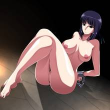 Toon sex pic ##00013091462 female ariyon bondage black hair bondage bound arms breasts crossed legs cuffs green eyess highres legs legs crossed nico robin no pussy novagina nude one piece shackles sitting solo