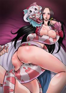 Toon sex pic ##00013061818 animal boa hancock female high resolution long hair one piece salome (one piece) snake