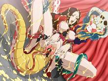 Toon sex pic ##00013059700 zoofilia boa hancock breasts double vaginal long hair nipples one piece one piece snake salome salome (one piece) snake zooerastia zoofilia