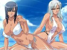 Toon sex pic ##000130123657 2girls age difference belly bikini black hair breasts brown eyess cleavage cloud dark skin erect nipples hips huge breasts jpeg artifacts kagami large breasts long hair midriff milf mother and daughter multiple girls navel nico olvia nico robin nipples one-piece swimsuit one piece side-tie bikini silver hair sitting sky sling bikini smile spread legs swimsuit teasing thighhighs thighs utility pole spirit water wet white hair white swimsuit wide hips