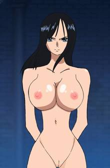 Toon sex pic ##0001301548630 ass black hair breasts large breasts nico robin nude filter one piece photoshop uncensored