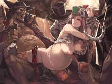 Toon sex pic ##0001301155605 4:3 5boys ame no shiryuu aoin blue eyess bondage breast grab breasts censored chains cleavage cum cum in pussy cum inside gangbang group sex handjob hat jewelry bonney laffitte lafitte lolita channel long hair marshall d teach multiple boys nipples no panties one piece penis pink hair powerful women pregnant rape sanjuan wolf sex shiliew shirt lift skirt skirt around one leg straight tear thighhighs top hat torn clothes