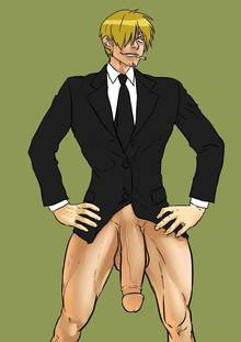 Toon sex pic ##0001301151804 inmomakuro male one piece sanji solo solo male yaoi