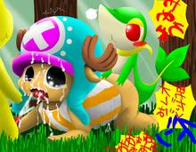 Toon sex pic ##0001301091870 chopper one piece pikachu pokemon snivy