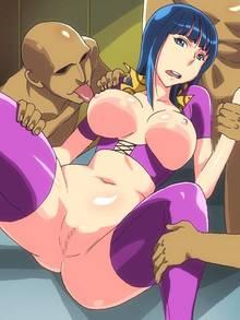 Toon sex pic ##000130992117 blue hair breasts censored gangbang ichijiku large breasts nico robin one piece spread legs