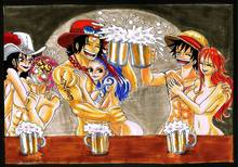 Toon sex pic ##000130939315 alvida heivais koby monkey d. luffy nami nojiko one piece portgas d. ace