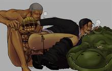 Toon sex pic ##000130694412 amputee anal bottomless crocodile cum cum in ass daz bones hook male muscle nude one piece penis scar sex sir crocodile uncensored yaoi