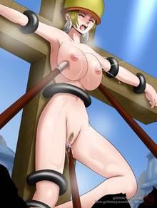 Toon sex pic ##000130690486 bondage lactation breasts insertion lactation miss valentine mokusa one piece pussy pussy juice