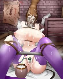 Toon sex pic ##000130690468 bondage cum mokusa one piece saint charlia saint shalulia