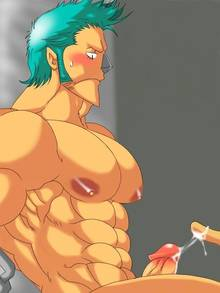 Toon sex pic ##000130657274 franky muscle one piece yaoi
