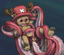 Toon sex pic ##0001301199219 1boy chopper male malesub no humans octopus tentacle one piece penis solo tentacle tentacle on male tony tony chopper