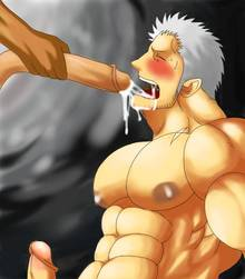 Toon sex pic ##000130560566 gay one piece smoker two guys yaoi