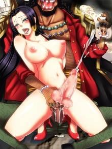 Toon sex pic ##000130503937 blackbeard boa hancock one piece tagme