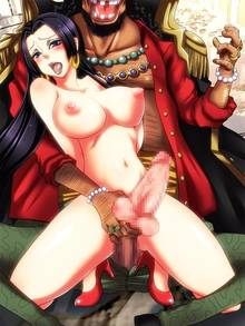 Toon sex pic ##000130503935 blackbeard boa hancock one piece tagme