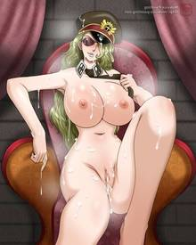 Toon sex pic ##000130498292 armpit ass assertive bare feet bare feet barefeet barefeet blonde hair breasts bukkake cum domino domino (one piece) hat leg lift mokusa neck-tie neck tie necktie nipples nude one piece pussy sitting smiling sun glasses sunglasses
