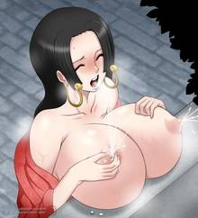 Toon sex pic ##000130498286 areolae balcony black hair blush boa hancock breast hold lactation breast rest breasts closed eyess earrings erect nipples eyess closed huge breasts jewelry lactation masturbation mokusa nipple tweak nipples no bra one piece open mouth orgasm outdoor sweat wince