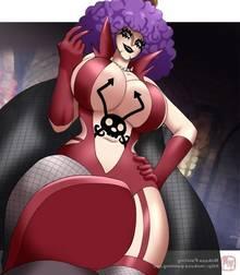 Toon sex pic ##000130497208 emporio ivankov one piece tagme