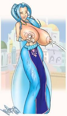 Toon sex pic ##000130491358 lactation breasts eyess closed lactation nefertari vivi one piece smiling tekweapons