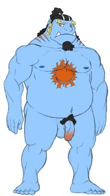 Toon sex pic ##0001301407823 2012 anthro balls belly biceps big muscles big penis chubby fish fishmen hair jinbe looking at viewer male male only marine muscles nipples nude one piece pecs penis pose pubes shark solo standing whale shark wkd