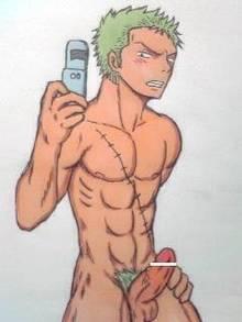 Toon sex pic ##000130466903 male one piece roronoa zoro yaoi