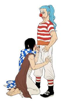 Toon sex pic ##000130467963 buggy cabaji male one piece yaoi