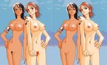 Toon sex pic ##000130441017 nami nico robin one piece tagme