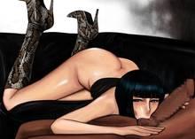 Toon sex pic ##000130435561 nico robin one piece tagme