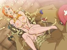 Toon sex pic ##000130415047 zoofilia chopper nami one piece tony tony chopper zooerastia